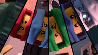 Day of the Departed - LEGO Ninjago - SDCC Panel Sneak Peeks