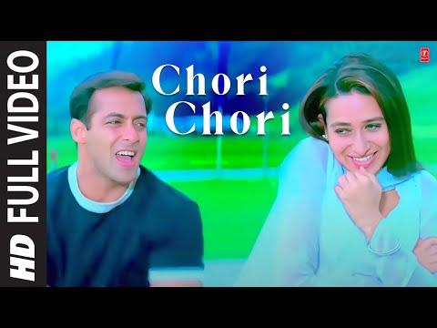 """Chori Chori Sapno Mein"" Film Chal Mere Bhai, Salman Khan , Karishma Kapoor"