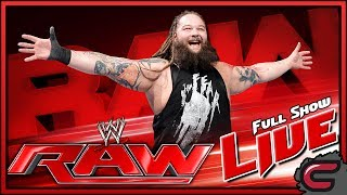 WWE RAW Live Stream Full Show May 22nd 2017 Live Reactions