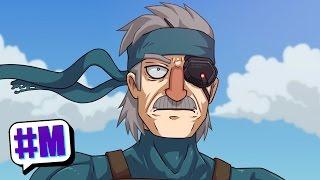 Solid Snake Adventures | RedMinus | MASHED