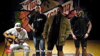 'Drift Away' by Sons of Zion Live in the Niu Rec Studios