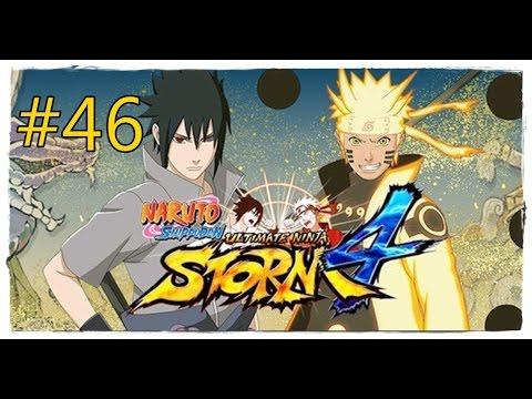 Naruto Shippuden Ultimate Ninja Storm 4 español parte 46 Naruto y Sasuke