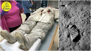 The Truth Behind Why The First Footprints On The Moon Don't Match Neil Armstrong's Boots