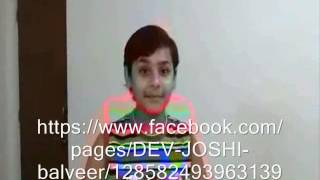 Dev Joshi / Baalveer Real Fan Page