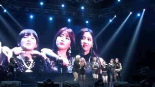 Dance Battle T-ARA in Guangzhou Concert (EunYeon Moment)
