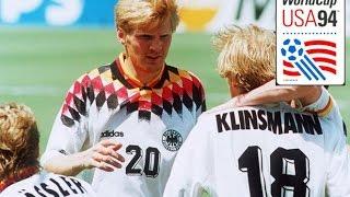 Чемпионат мира по футболу 1994. Германия - Южная Корея. 27.06.1994./ 1994 FIFA World Cup