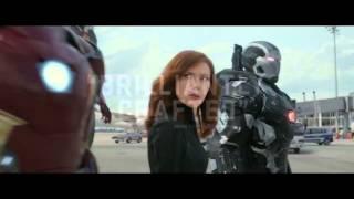Captain America: Civil War - Official TV Spot #34 (2016) HD