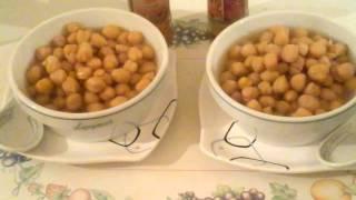 الطريقة الصحيحة لتحضير الأكلة الشعبية الشهيرة :الحمص بالكمون _ chhiwat om akram / Cumin Hummus