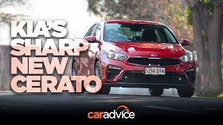2019 Kia Cerato (Forte) Sport+ review