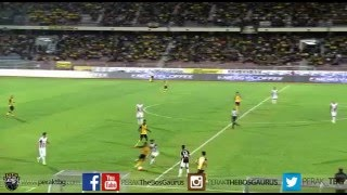 Liga Super 2016 : Perak TBG vs Pahang FC - 09/04/16 (Sorotan)