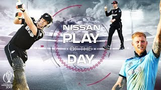 Nissan Play of the Day   England vs New Zealand   ICC Cricket World Cup 2019