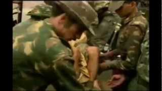 iNDIAN SOLDIERS DEAD BODIES RETURNED TO INDIA KARGIL WAR 1999 RED CROSS