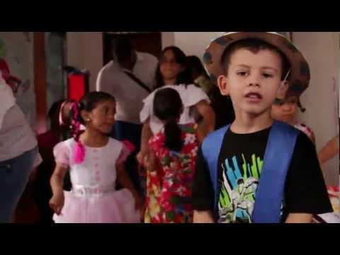 La Burriquita baile típico venezolano HD