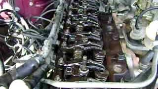 Toyota 3F engine