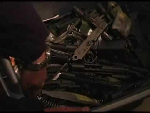 El centro de adiestramiento de sicarios del narco