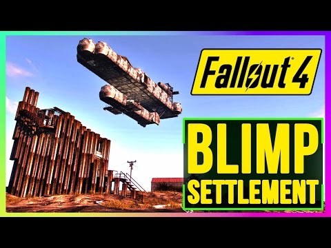 Fallout 4 settlement build defensible settlement top for Building a defensible home