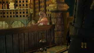 Witcher 3 Nude Scene: Keira Bath (1080p. PC Ultra Settings )