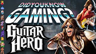 Guitar Hero - Did You Know Gaming? Feat. Danny Sexbang