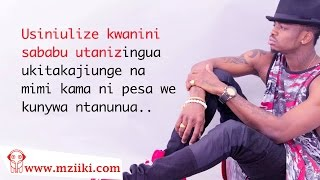 Nataka Kulewa (Lyrical Video) - Diamond Platnumz