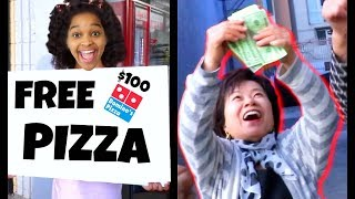 Win $100 or Free Pizza (Onyx Family and Loose Seeds Giveaway)