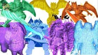 Naruto: Top 7 strongest Susanoo