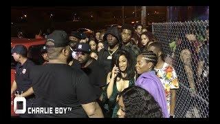 Sneak Peak: Of Kodak Black, Cardi B, Rich The Kid, YoungBoy & YFN Lucci AT Trap Fest IN Miami.