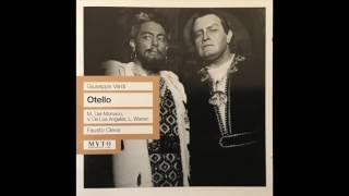 Mario Del Monaco Otello Live 1958 Audio HQ