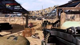 Rambo: The Videogame - Rambo 3 levels walktrough