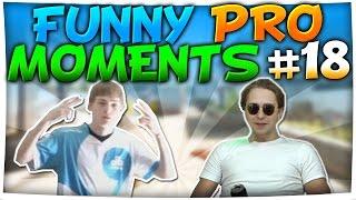 swag & draken THUG LIFE! - Funniest Pro Moments #18 | (CS:GO)