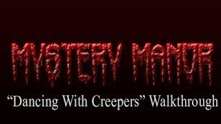 Mystery Manor Walkthrough-
