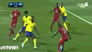 اهداف مباراة لخويا والنصر 4-0 [2016/04/05] تعليق علي محمد علي [HD]