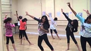 Laguna Youth AMNA Dance AAD #DTIstars Lets get loud/Kamli Latin/Bollywood (Apr 15, 2015)