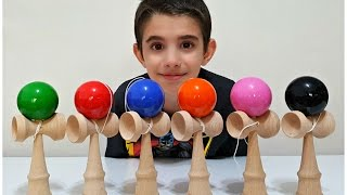 Learn Colors for Children with Kendama - Learning Colors for Kids
