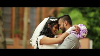 Natasha Chako &  Binil Paul Wedding Highlight Cinematography video Presents Lumia Wedding Company