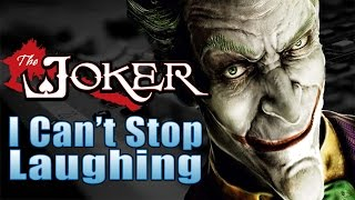 I Can't Stop Laughing - The Joker Song - Batman: Arkham Knight [Original Song & Lyrics]
