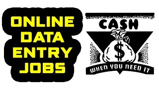 How To Get Online Data Entry Jobs - Work From Home Data Entry