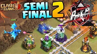 SEMI FINAL 2 - FRENCH ASKIP TOURNAMENT in Clash of Clans!