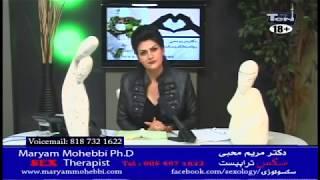 Maryam Mohebbi عطرهای  سکسی مردانه برای جلب زنان