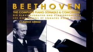 Complete Beethoven Piano Sonatas - Claudio Arrau
