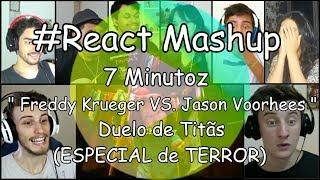 #React Mashup: 7 Minutoz