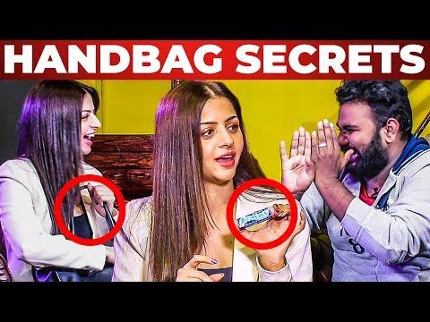 Xxx Mp4 Vedhika 39 S Addiction Handbag Secrets Revealed By VJ Ashiq What 39 S Inside The HANDBAG 3gp Sex