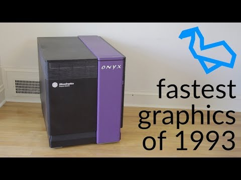 Download Lagu SGI's $250,000 Graphics Supercomputer from 1993 - Silicon Graphics Onyx RealityEngine² MP3