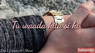 WhatsApp Punjabi status video   Aadat   Dil Mera Bhi Karda Chad da Par Teri Aadat pe Gayi Hai  Ninja