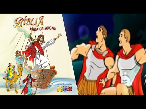 Bíblia para Crianças Ressurreição de Jesus