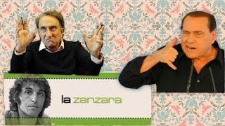 Scherzi Telefonici a EMILIO FEDE - La Zanzara 2014