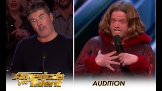 Alex Hooper: Comedian RIPS Into The Judges & It Gets REAL NASTY! | America