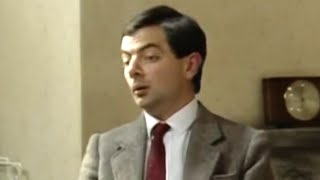 Mr Bean - Where to put the tv aerial