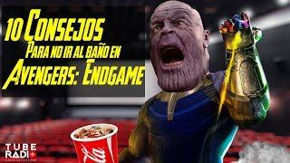 10 Consejos para no ir al baño en Avengers: Endgame   Tube Radio