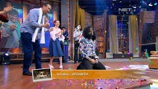 Tebakan TTS Bener Bikin Melody Bangga Sama Desta