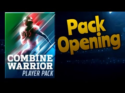 The BIGGEST Pack Opening Ever Combine CH UL Madden Mobile 17